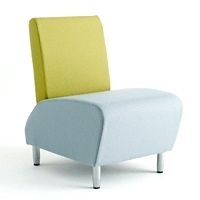 Gomez Single Unit Chair