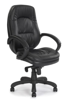 Bowen Leather Managers Chair