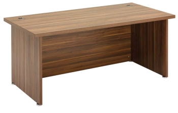 Morecroft rectangular executive desk 1800mm x 900mm with 36mm top