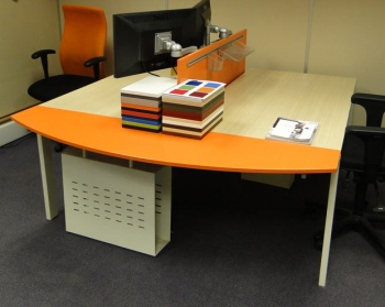 Bralco Bench Desk Office Package