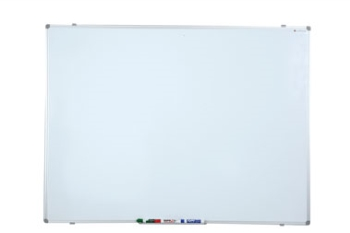 Non Magnetic Aluminium Framed Dry Wipe Whiteboard