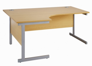 Fraction Left Hand Crescent Workstation