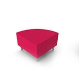 Jigsaw Wedge Shape Stool