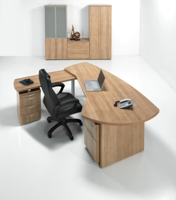 Aura Executive Office Desk Package