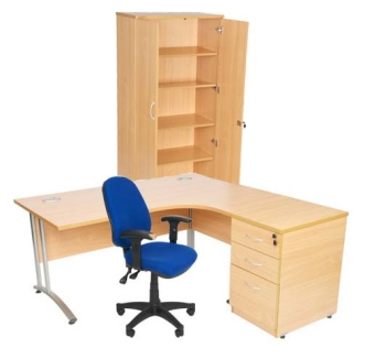 Space 2 Person Value Office Package