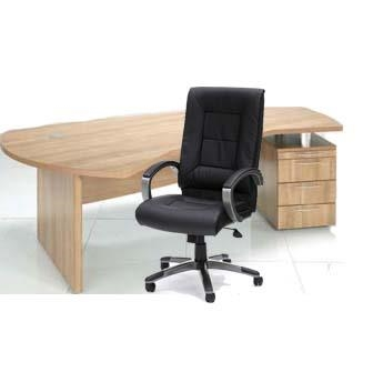 Aura Executive Office Built in 3 Drawer Package