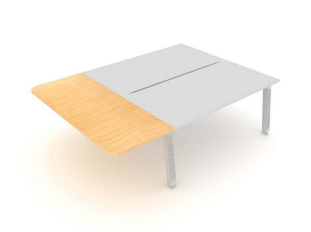 Linnea Bench Straight Extensions without screen