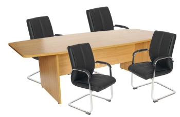 Space Boardroom Table Package