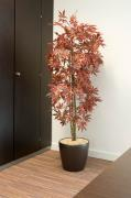 5ft Artificial Autumn Maple Tree