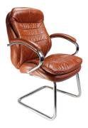Grove leather executive boardroom chair