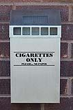 Wall mounted Stainless Steel Smoking Bin
