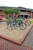 Claw Bike Rack Double Sided 12 Bikes