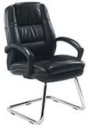 Colorado leather conference chair