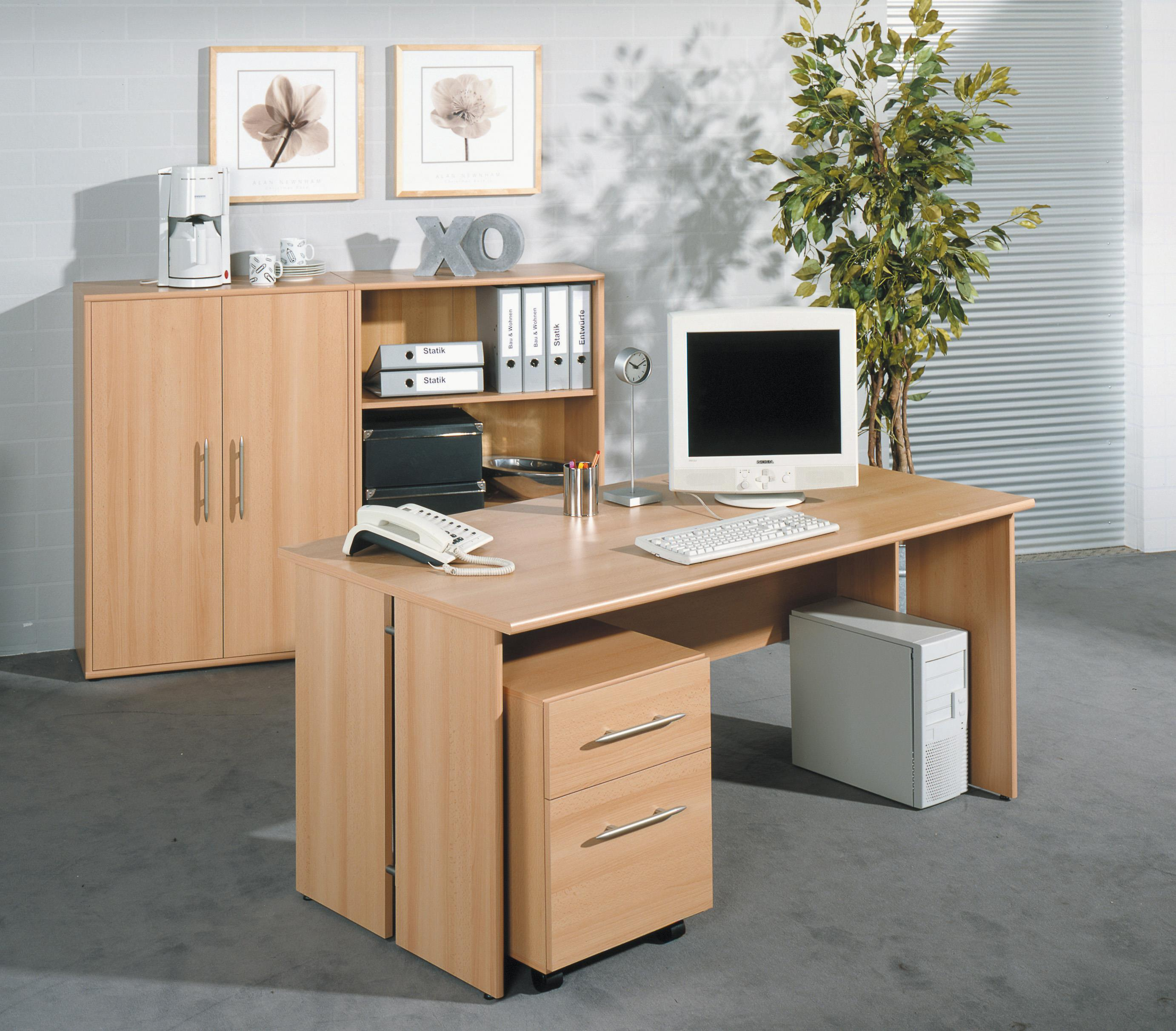 Isis 1 Person Office Package Furniture Warehouse