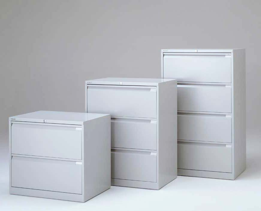bisley side filing cabinet office furniture warehouse